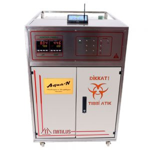 Aqua-N 100 Nötralizasyon sistemi